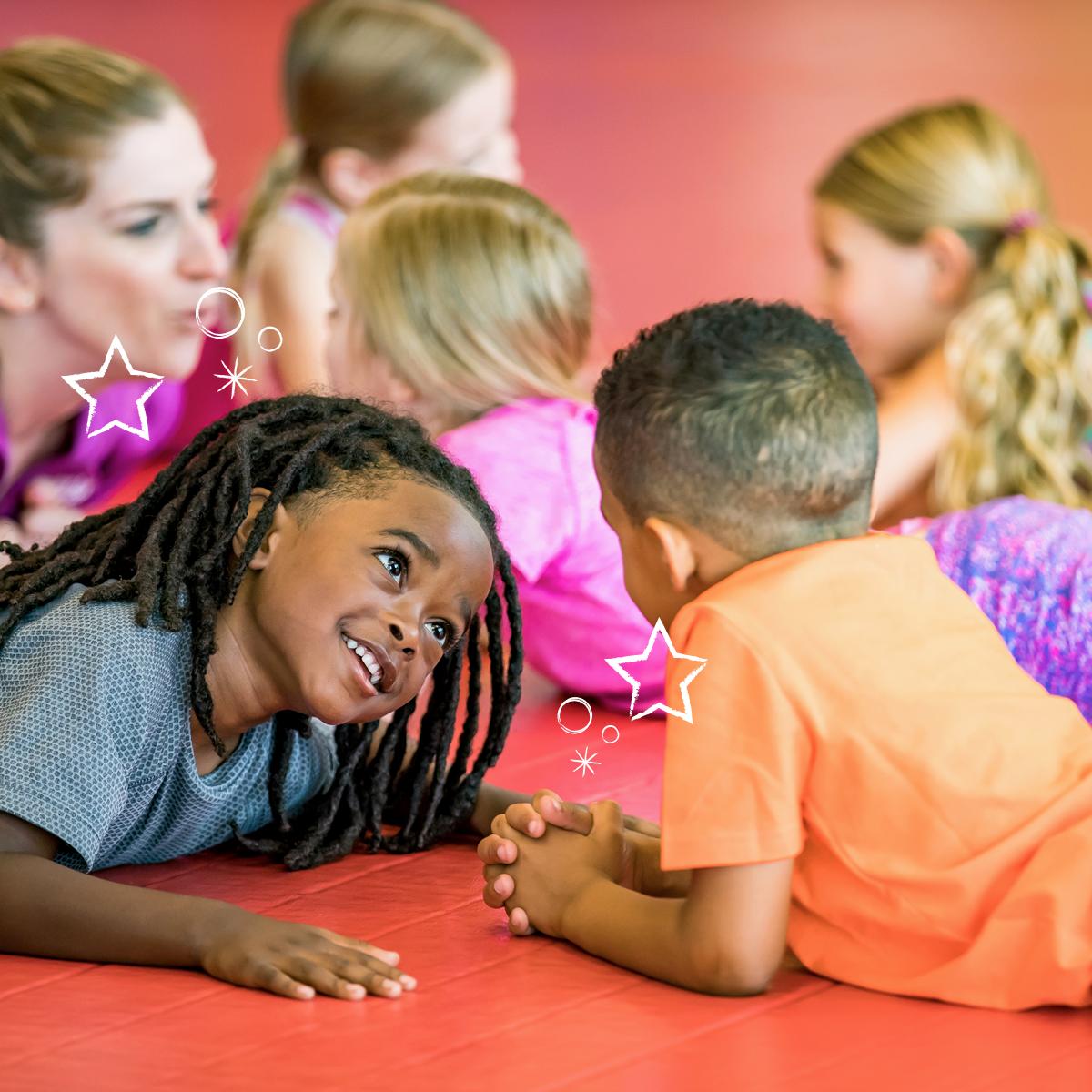 4 maneiras de criar crianças generosas