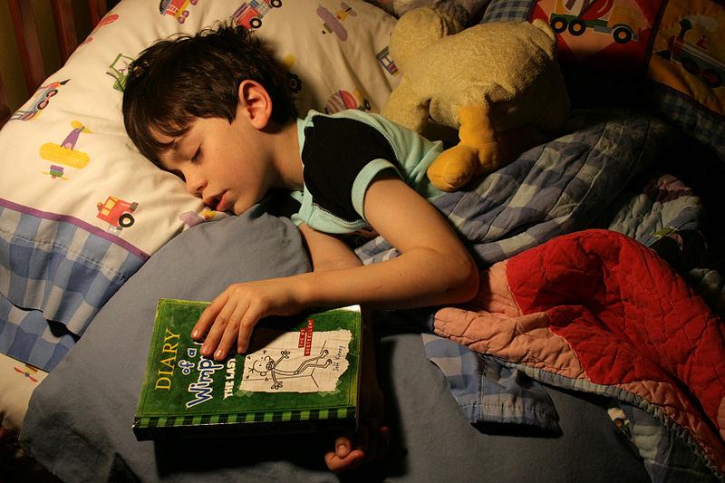 Como colocar as crianças para dormir sem confusão