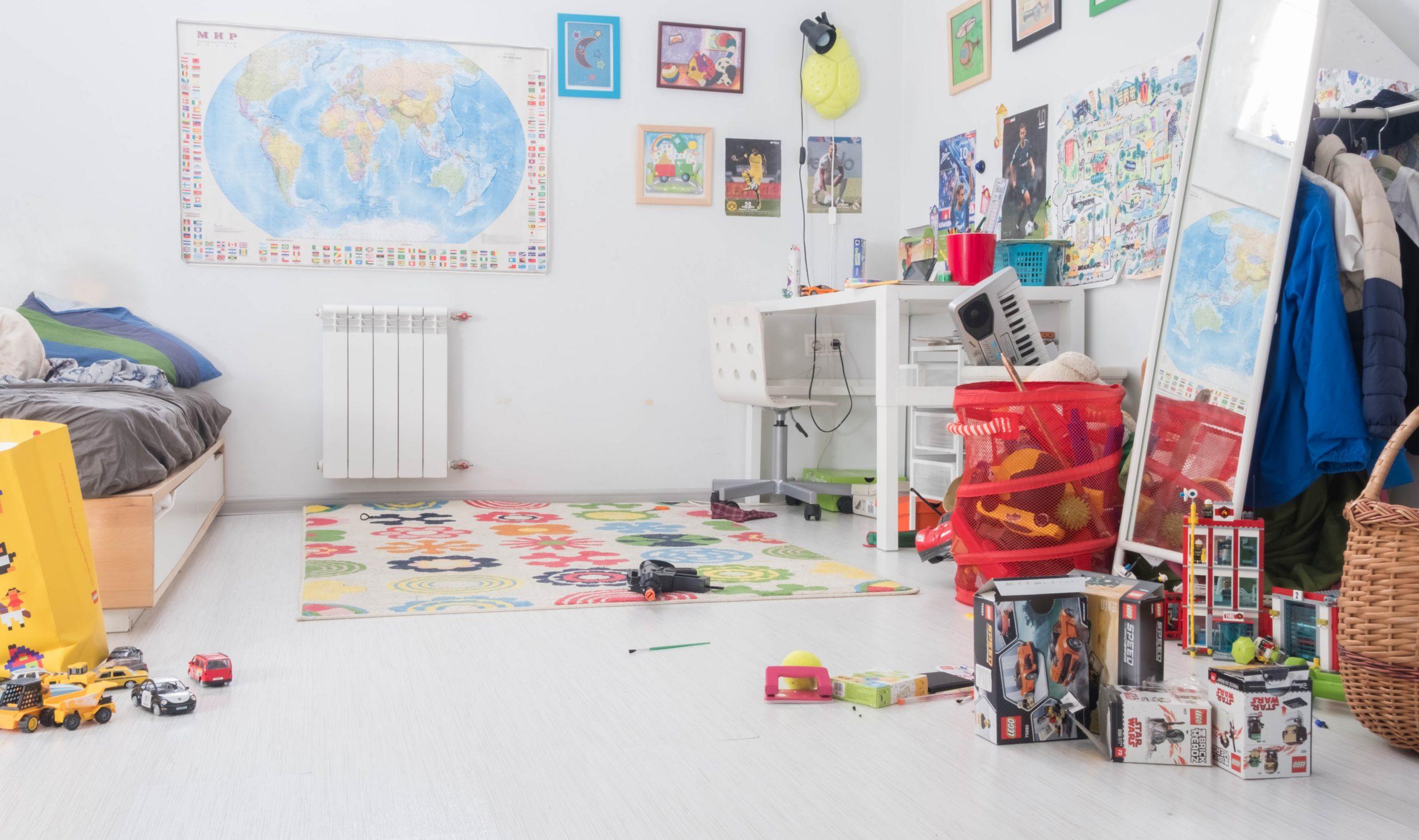 Vá de Marie Kondo: um guia para organizar brinquedos na quarentena